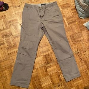 Grey Tommy Hilfiger Trousers